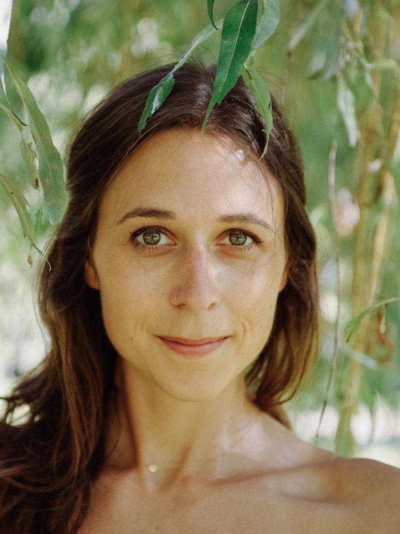 Anne Isaac (Portrait)