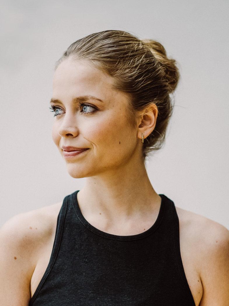 Lilly Hoffmann (Portrait)