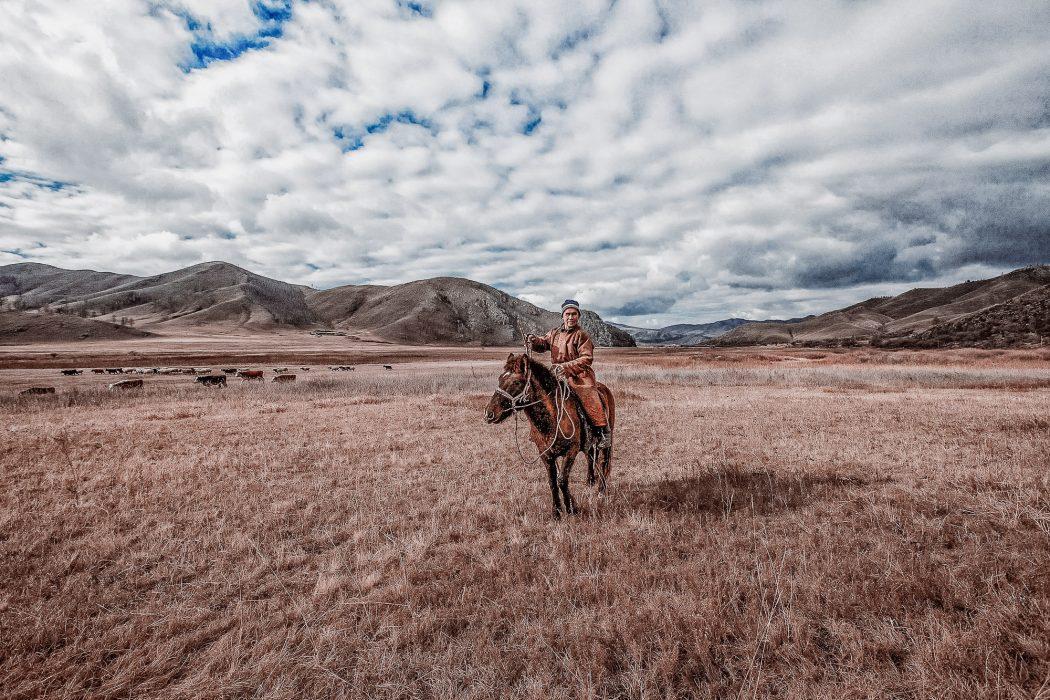 Nomaden(er)leben – Mongolei Umgebungsbild
