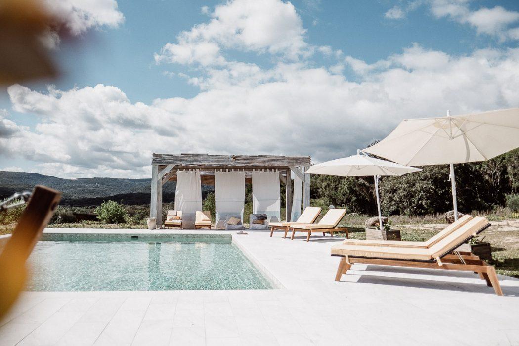 Den Sommer erleben, Sardinien Umgebungsbild