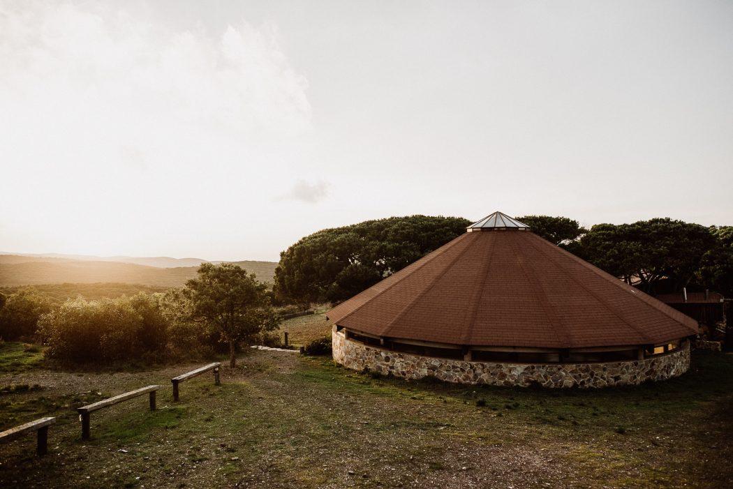 Auf dem grünen Hügel, Portugal Umgebungsbild