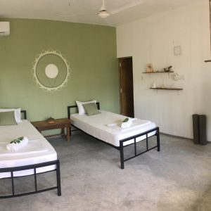 Yoga Retreat Sri Lanka - Einzelbett im Doppelzimmer