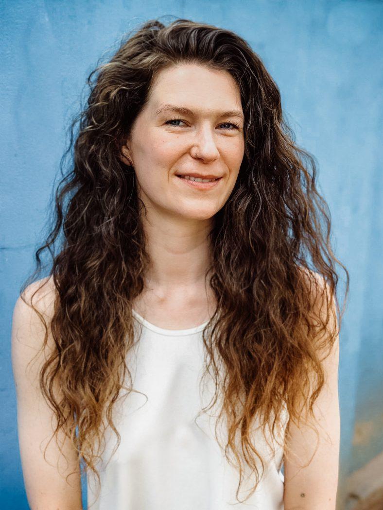 Anette Quentin (Portrait)