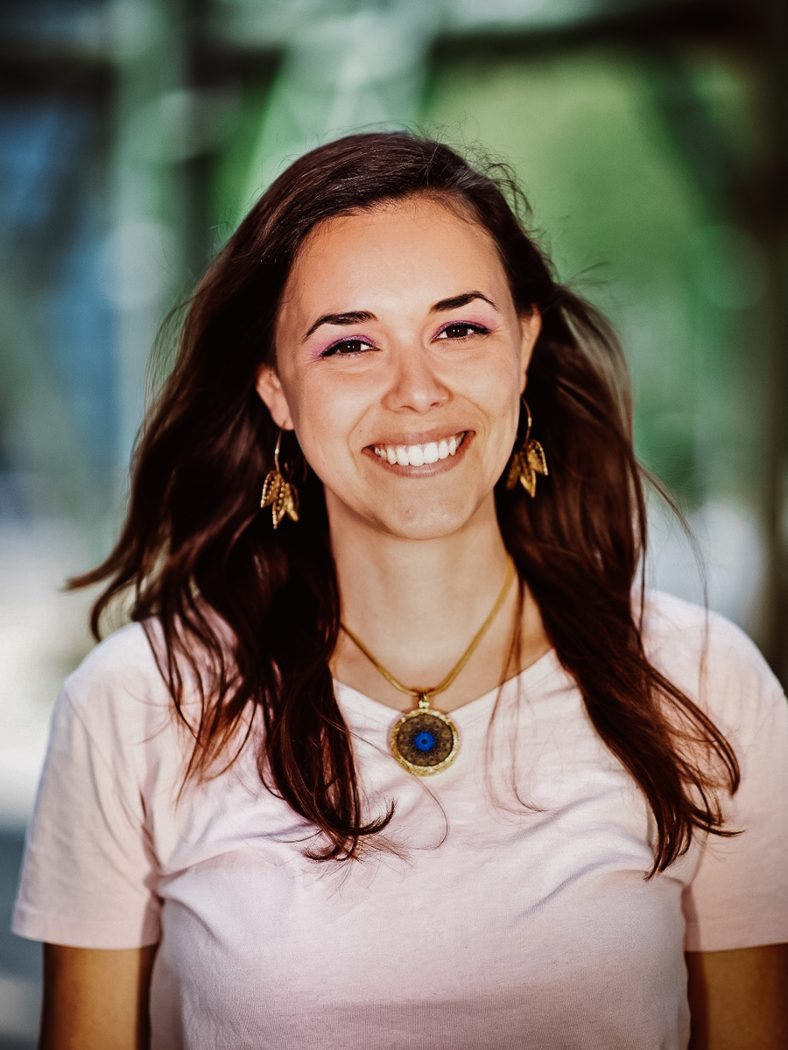 Sarah Jasmin Iranpour (Portrait)