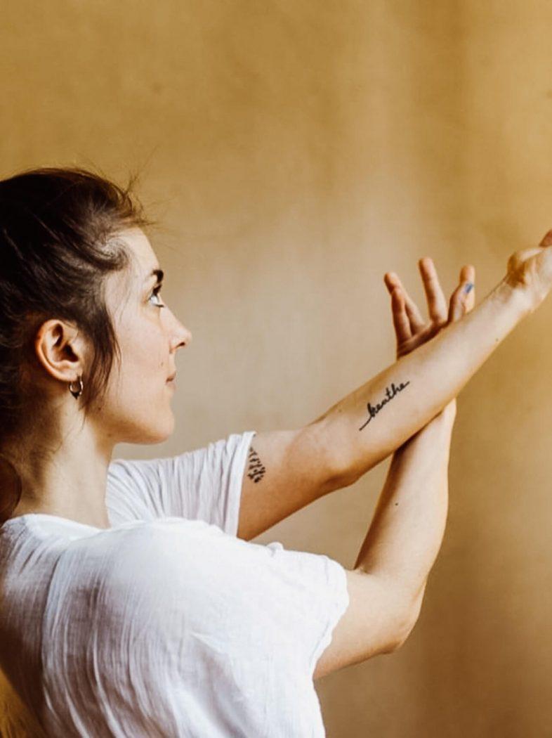 Gina Capitoni (Portrait)