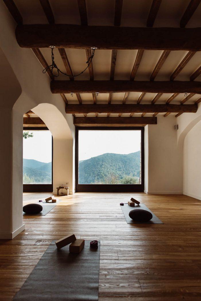 Meditation Yoga Raum