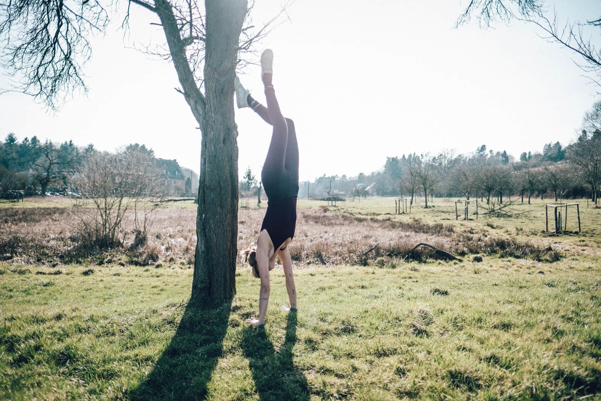 Antonia Minn Handstand Yoga Retreat