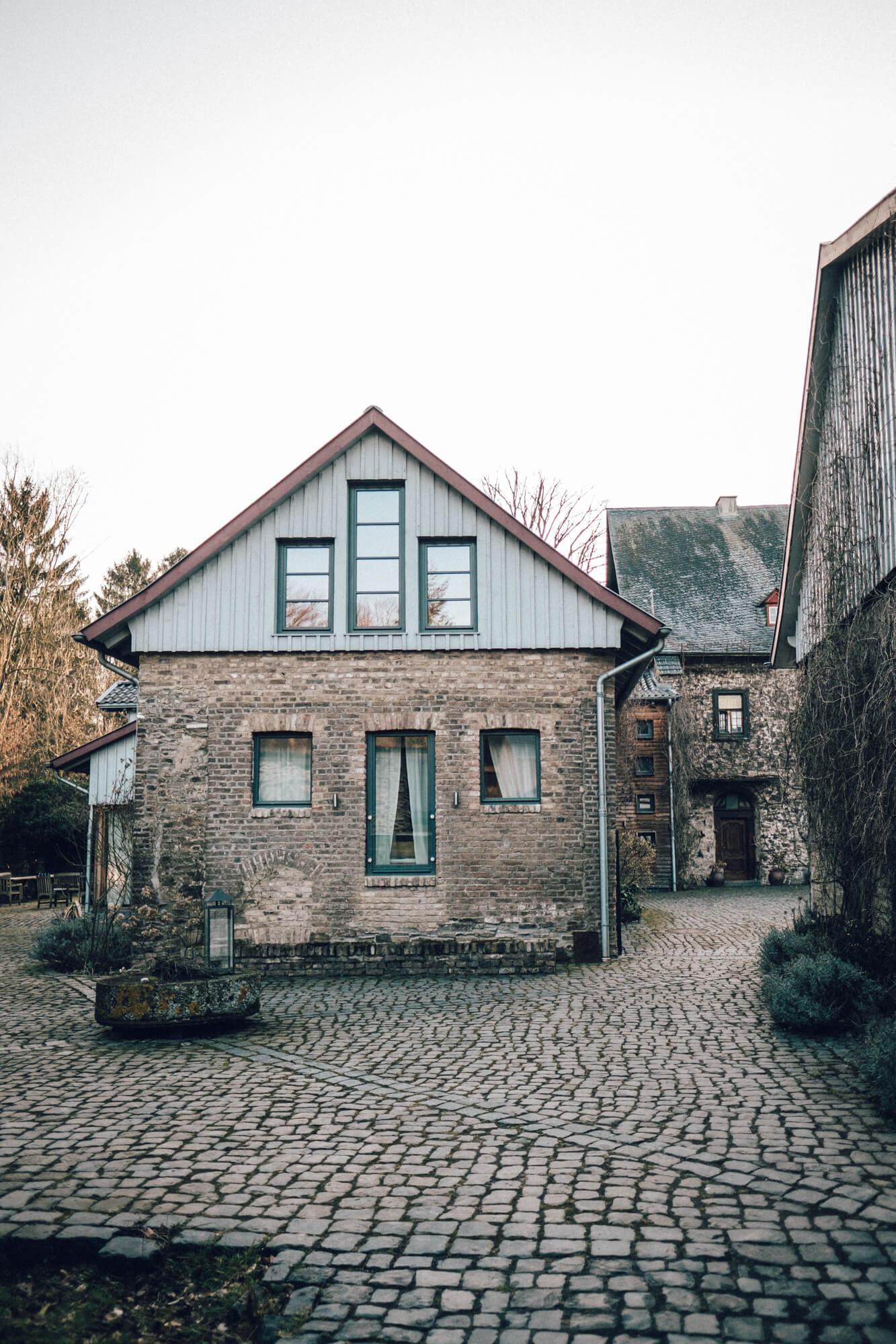 Kloster Schweinheim Refektorium