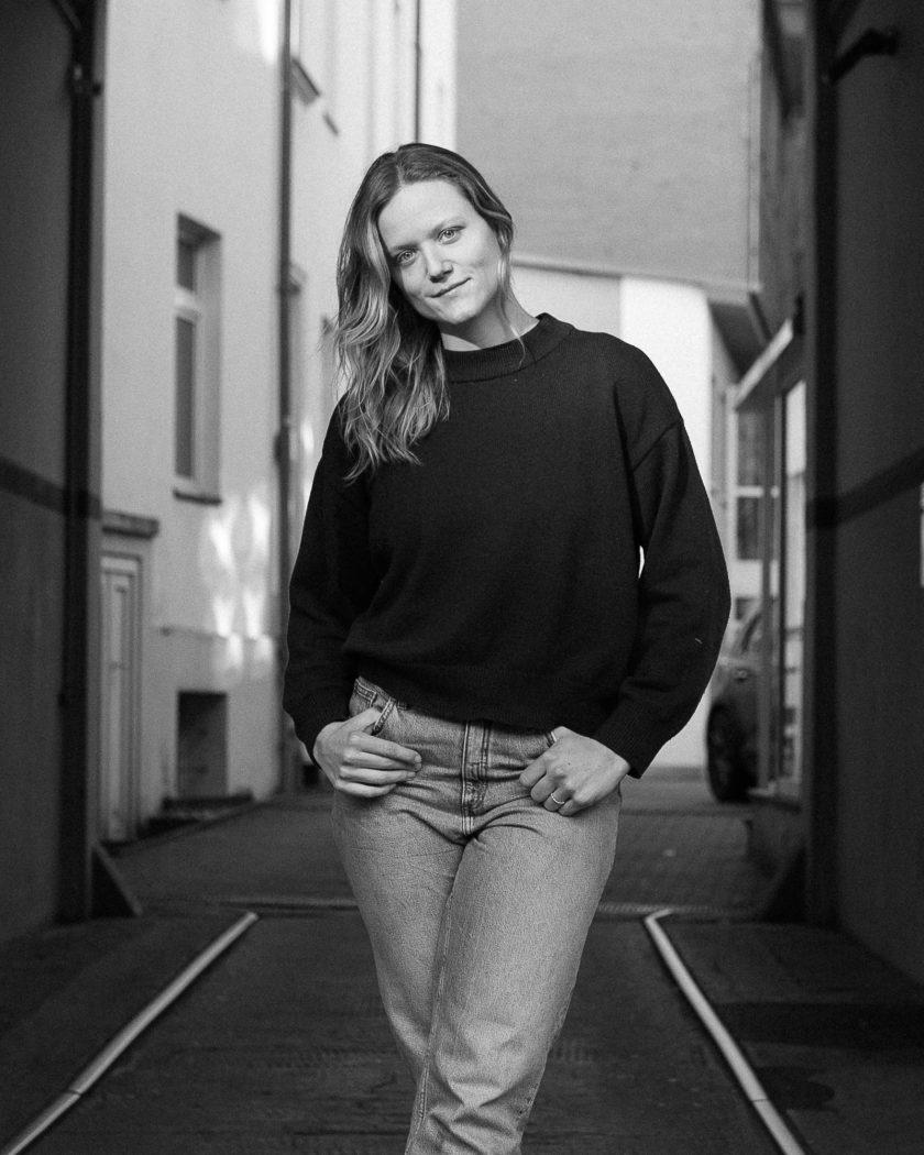 Tabea Dunemann Portrait