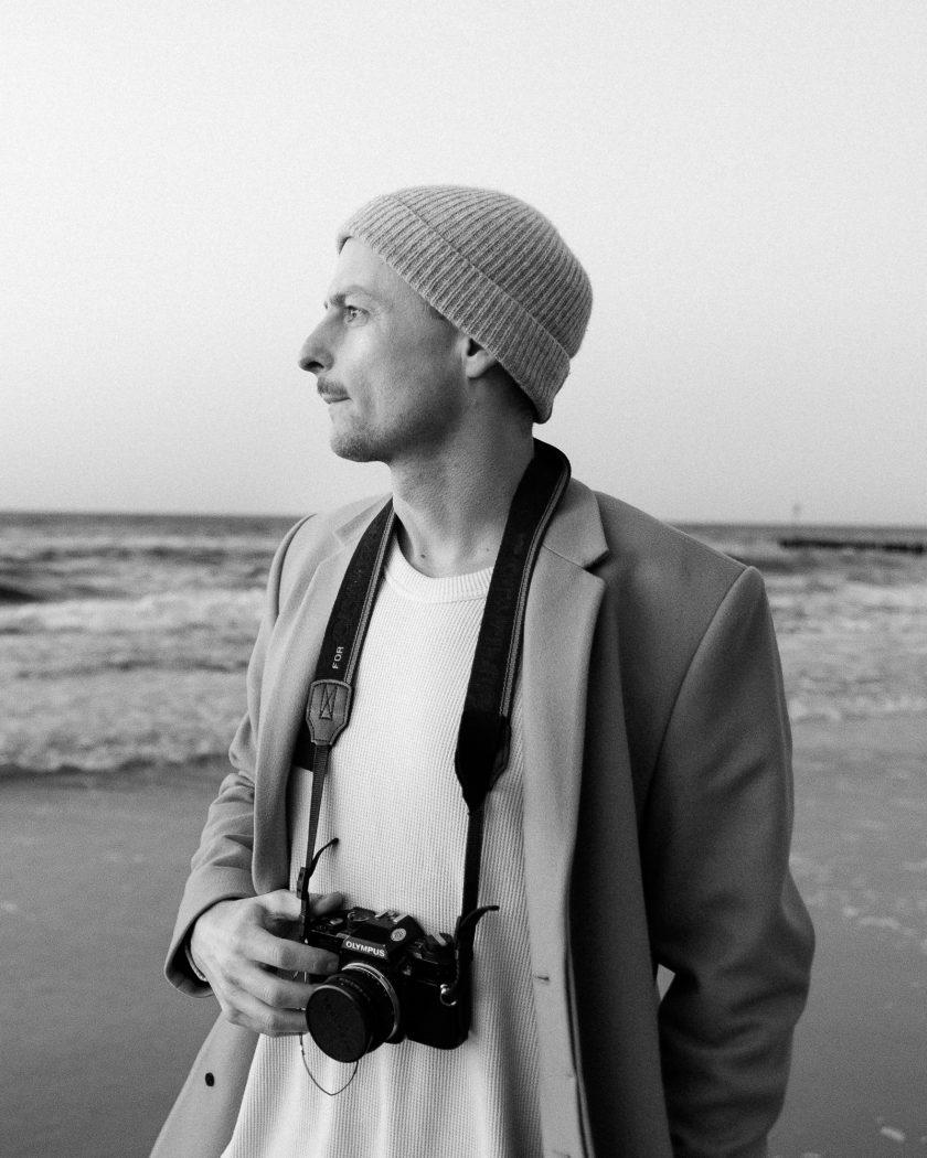 Chris Abatzis Portrait